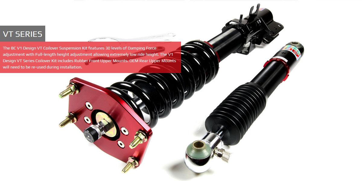 Jeep Dealers In Vt >> Mercedes E Sedan (Airmatic) 03-09 W211 BCRacing Instelbare Verlagingsset / Schroefset (Coilover ...